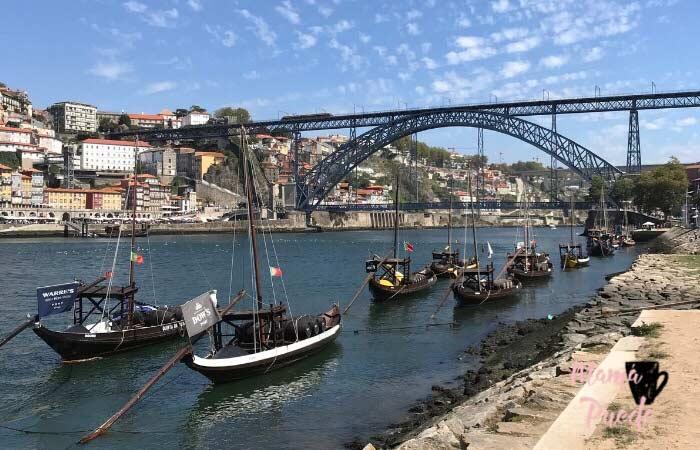 Planes en Oporto