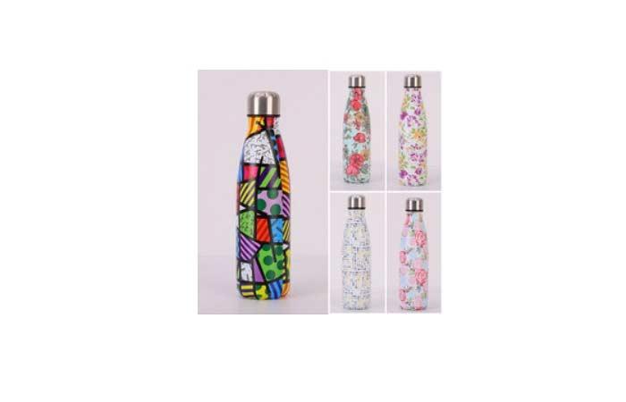 botellas acero