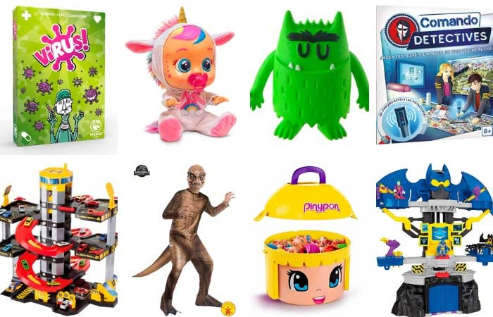 ideas a la hora de comprar un juguete