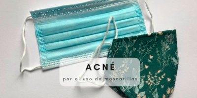 acné mecanico