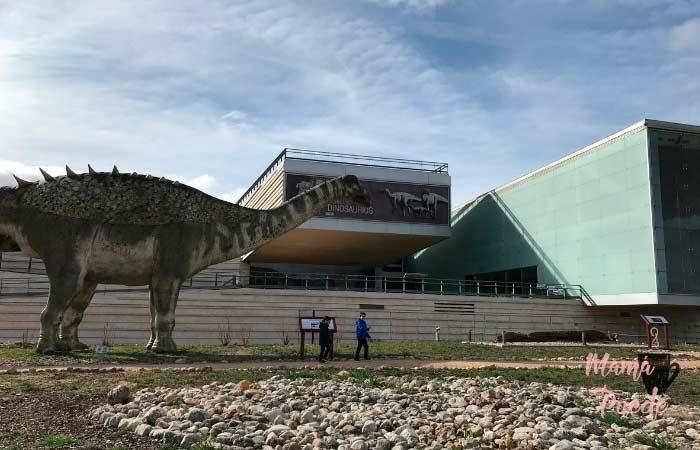 museo de paleontología de castilla la mancha