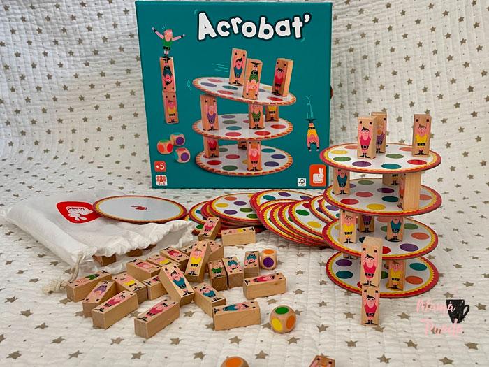 juego acrobat de janod