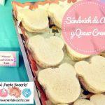 Sándwich de Atún y Queso Crema