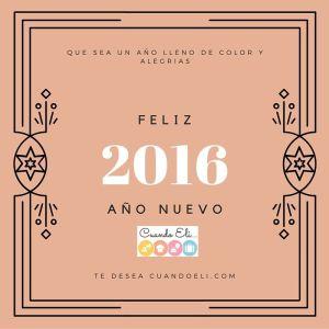 Top 5 del 2015 y ¡Feliz Año 2016!