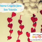 Adorno Colgante para San Valentín