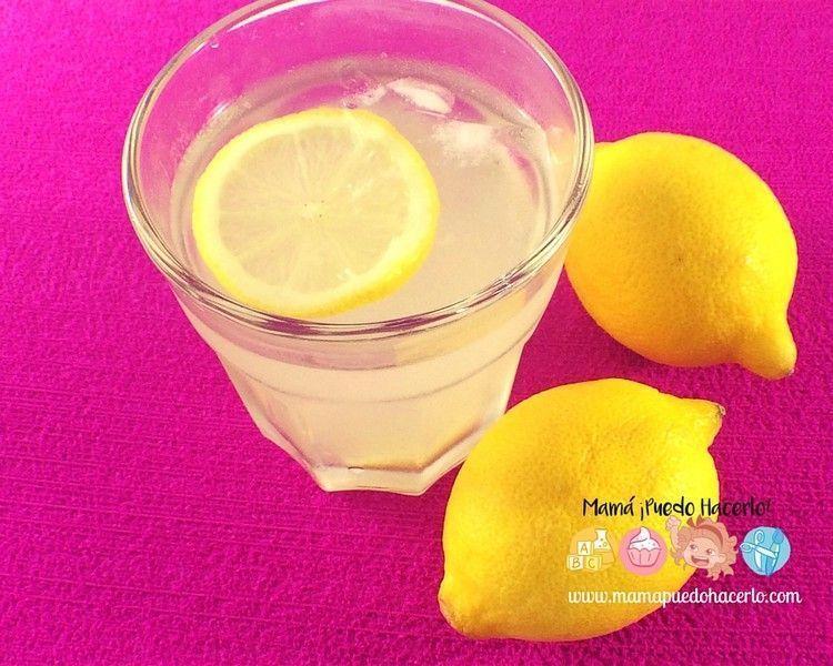 Limonada Casera Receta