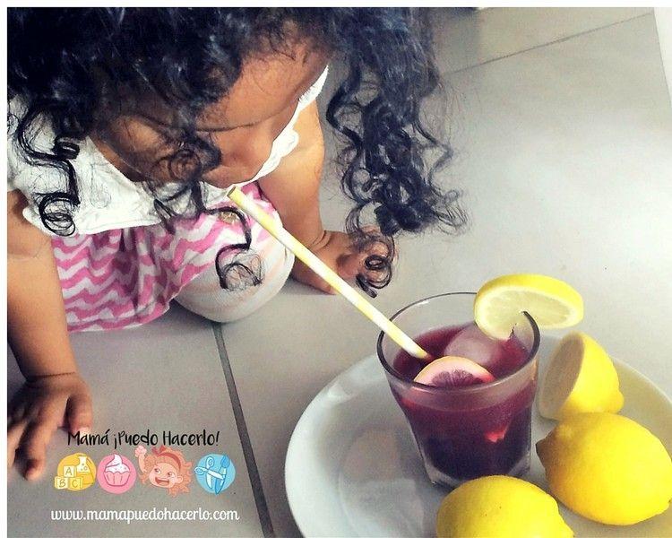 Limonada de Arandanos