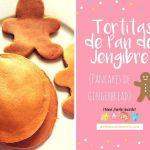 Tortitas de Pan de Jengibre (Pancakes)