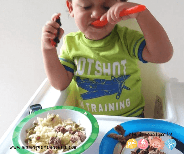 Alimentación complementaria, consejos prácticos