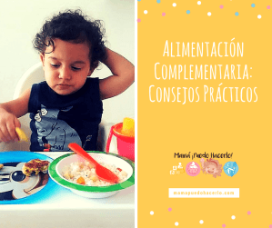 Alimentación Complementaria: Consejos Prácticos
