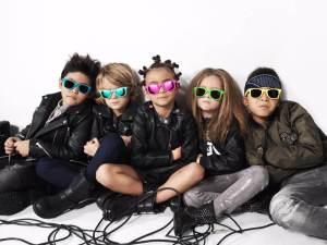 Característcas de gafas de sol para niños - Siroko kids