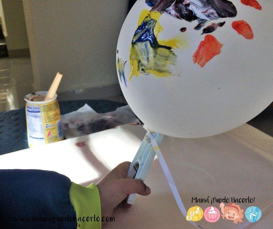 Pintar Globos