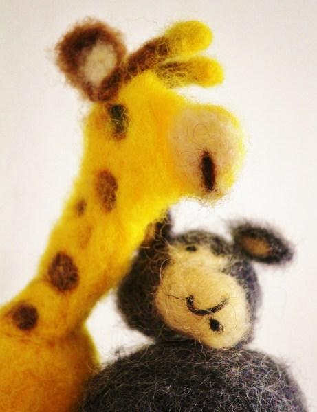 ¿Qué es la comunicación no violenta? La de la jirafa y no la del chacal