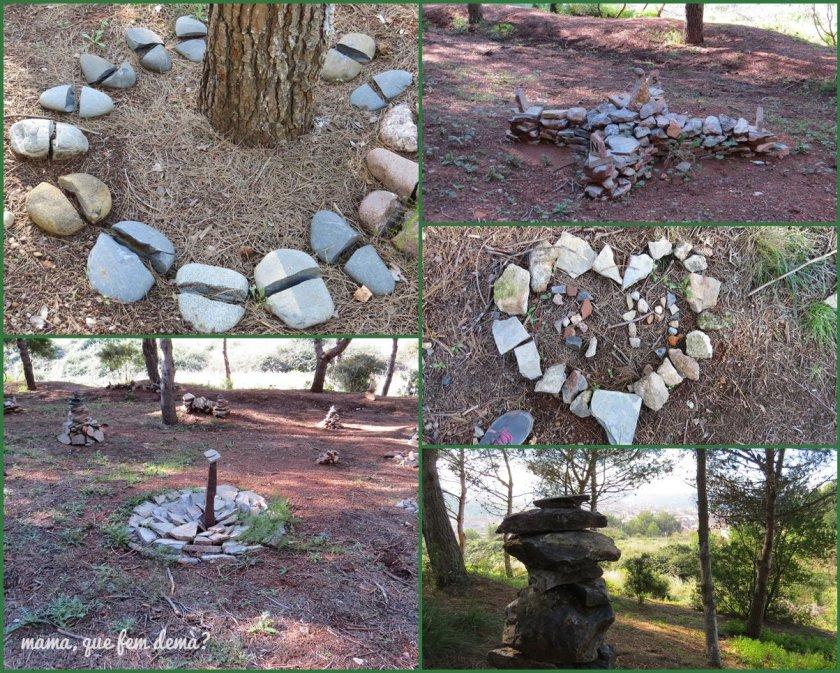 bosc pedres puig de la creu