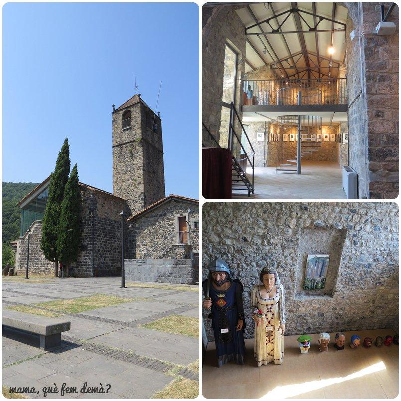 Iglesia de Sant Salvador de Castellfollit de la Roca