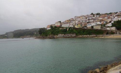 Lastres y la Playa de La Griega