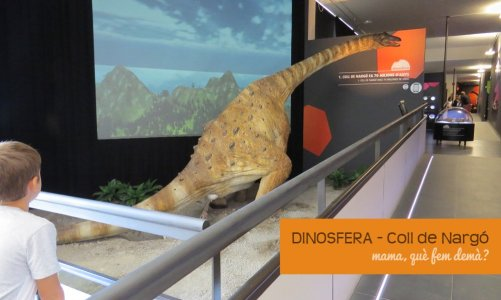 Dinosfera: descubre el nido de dinosaurios más grande de Europa