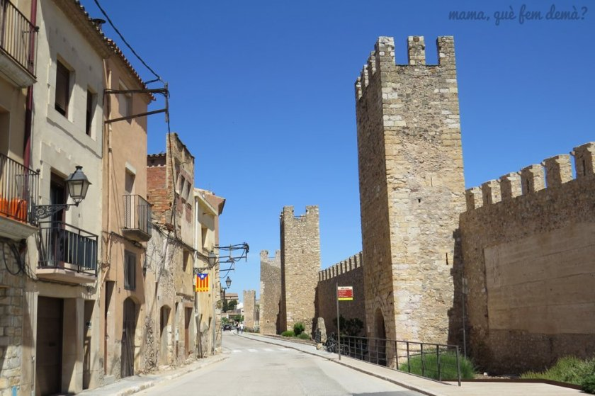 murallas de montblanc