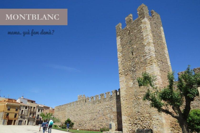 Muralla medieval de Montblanc