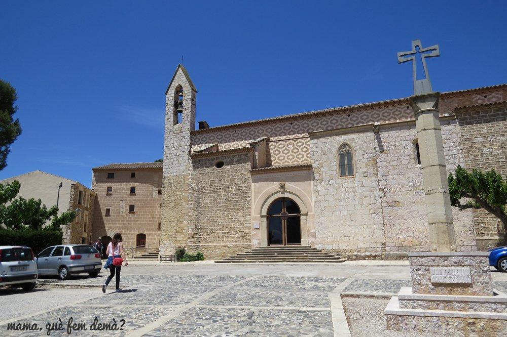 Santuari de la Serra de Montblanc