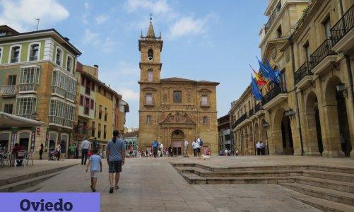 Un paseo por Oviedo