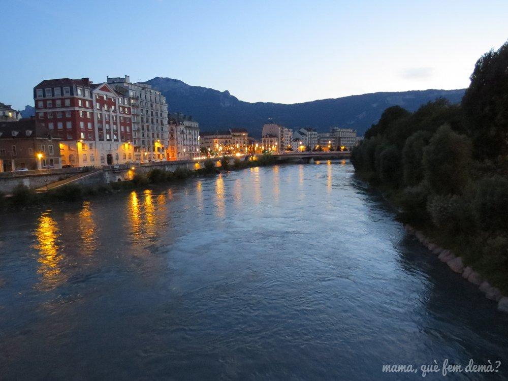 puente Isère de grenoble