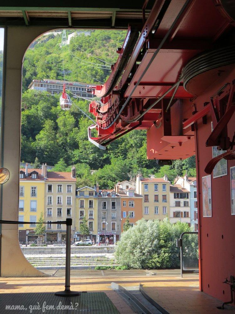 Teleférico de Grenoble