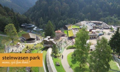 Steinwasen-Park en la Selva Negra: rodelbahn y animales