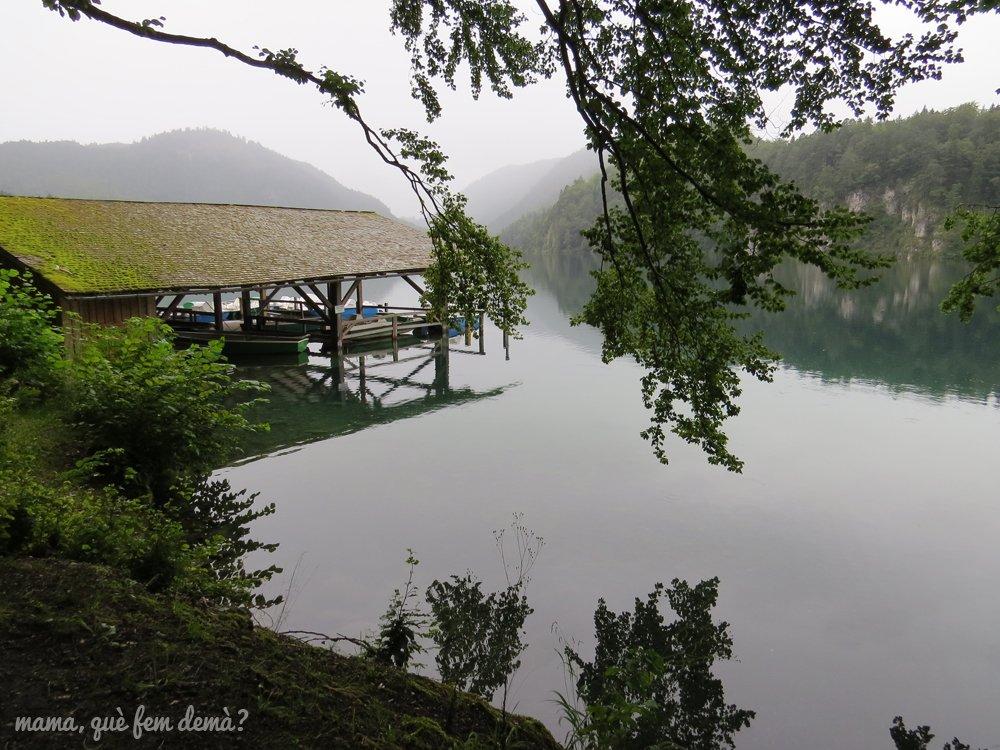embarcadero del lago alpsee
