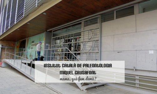 Descubre los secretos del Institut Català de Paleontologia Miquel Crusafont de Sabadell