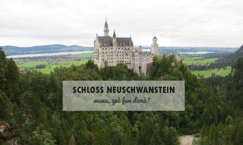El Castillo del Rey Loco y los toboganes de Tegelbergbahn