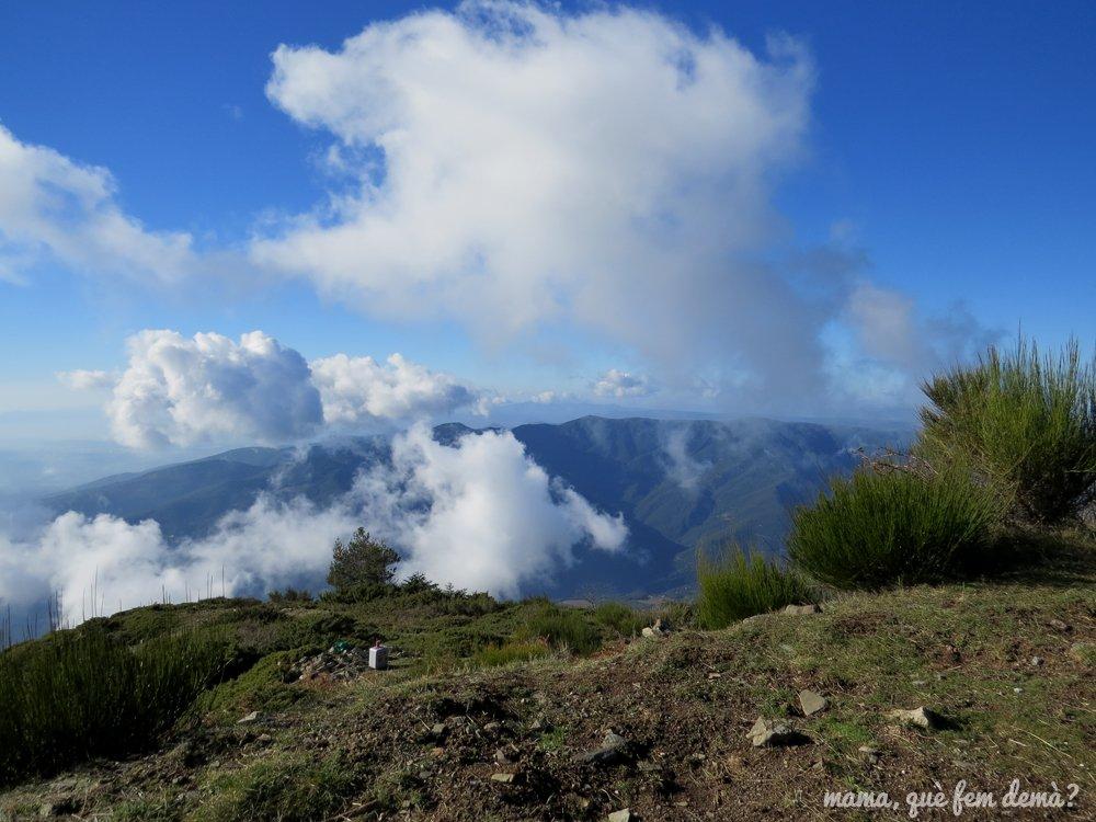 Les Agudes Montseny