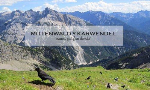 Tocando Austria en Mittenwald