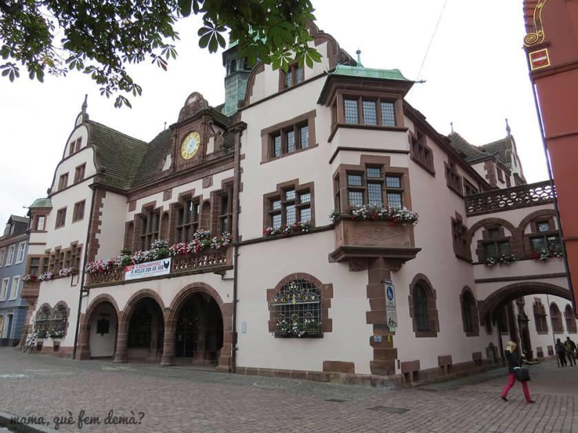Ayuntamiento nuevo de Friburgo