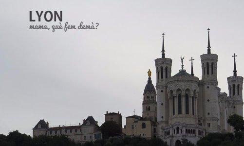 Un paseo por Lyon con niños