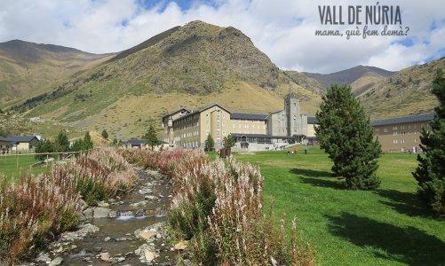 Vall de Núria con niños: un fin de semana en l'Alberg Pic de l`Àliga