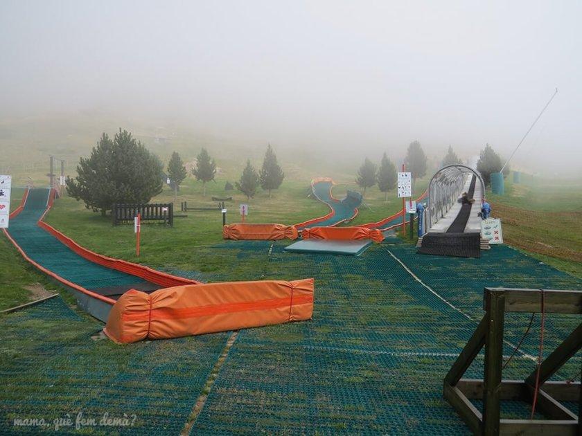 Tubbings de la Vall de Núria