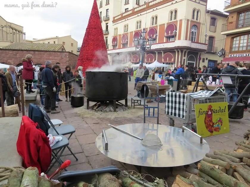 Brou de Nadal de Caldes de Montbui