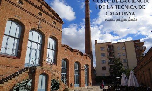 Museu de la Ciència i de la Tècnica de Catalunya con niños