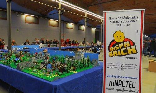 Hispabrick: feria de LEGO en el mNACTEC de Terrassa