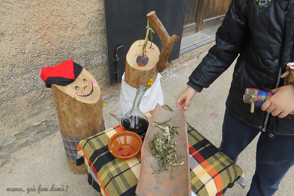 Festa Tió mura