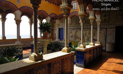 Palau de Maricel de Sitges