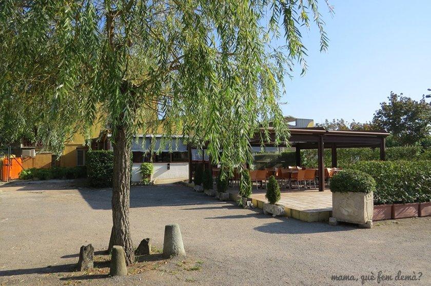 Exterior del Restaurant l'Arumi