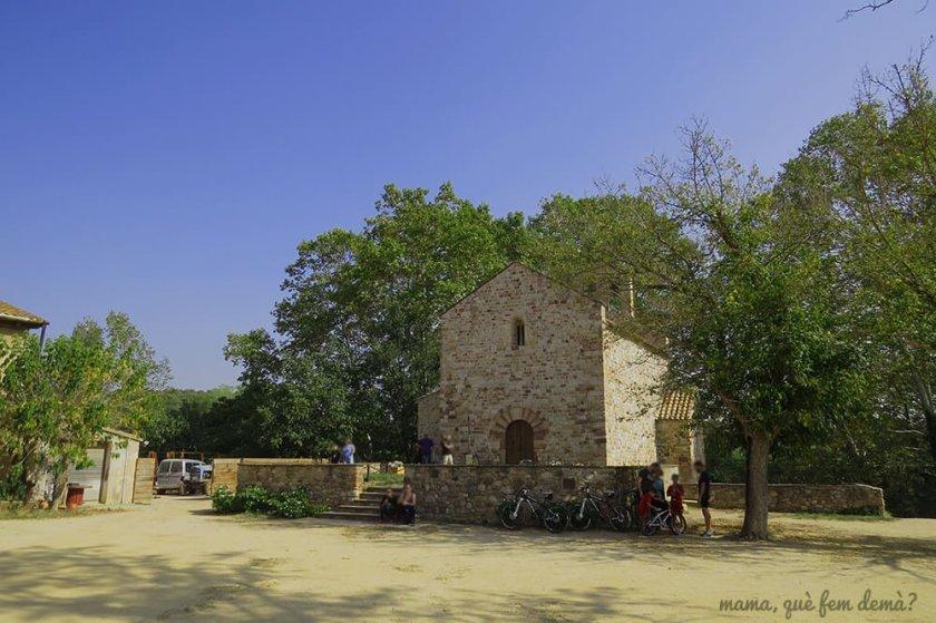 Iglesia de Santa Maria de Gallecs