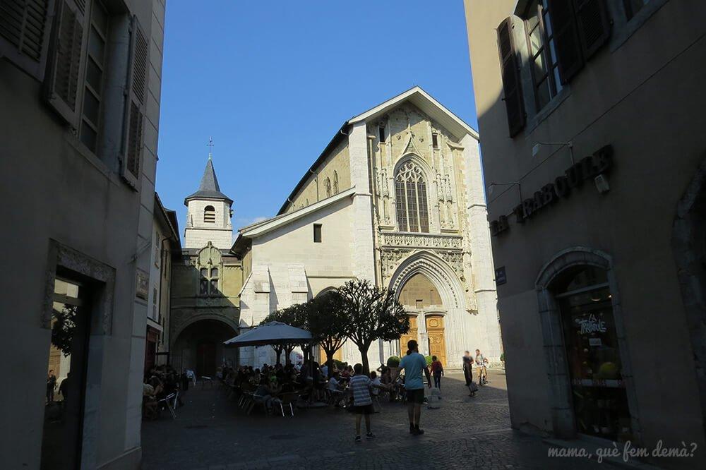 Place Métropole de Chámbery