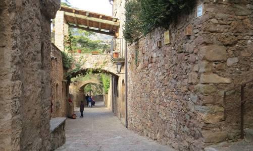 Excursión por las fuentes de Mura