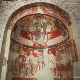 El retablo de San Miguel.