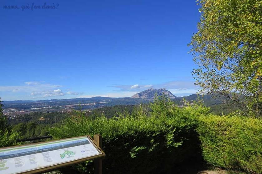 Mirador dels Quatre Vents de Ullastrell