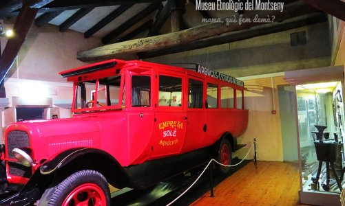 La historia del Montseny en el Museu Etnològic del Montseny – La Gabella