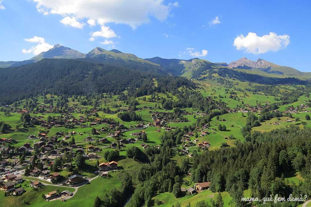 Grindelwald desde Pfingstegg